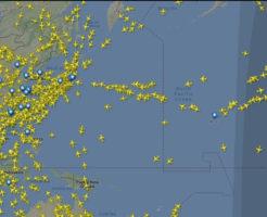 【航空無線受信テク】洋上管制が聞けたならキミはもうプロバンダー。「洋上管制」とは?